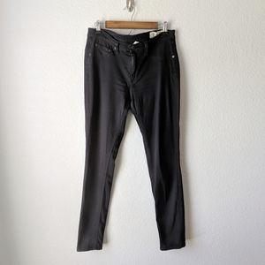 Rag & Bone Jean Black Leggings